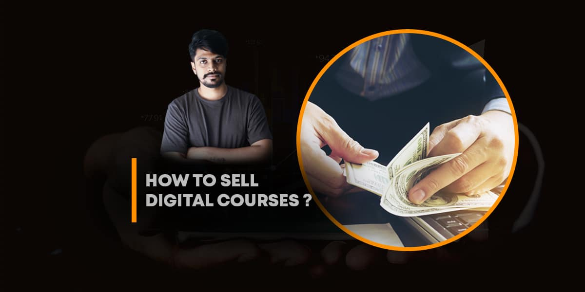 How to sell digital courses