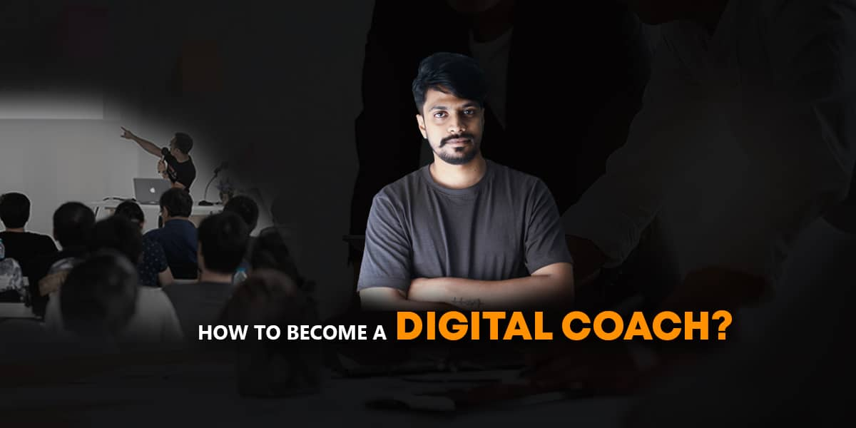 Become a Digital Coach