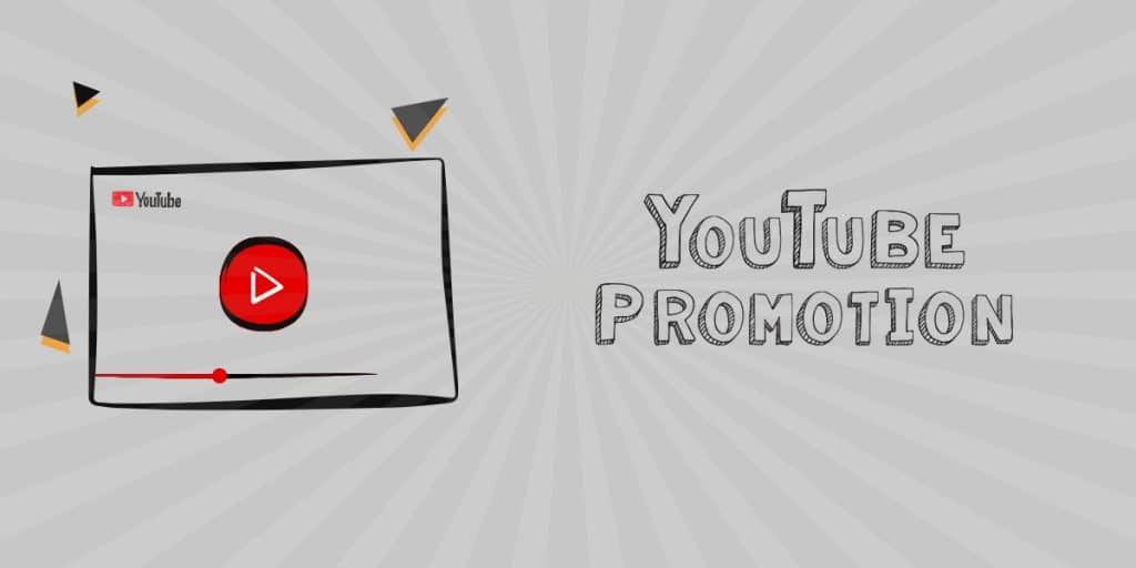 Promoting in YouTube